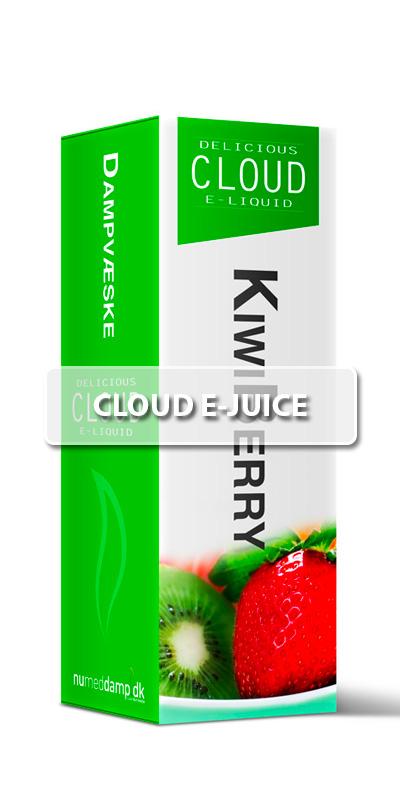 Cloud E-juice til e-cigaret