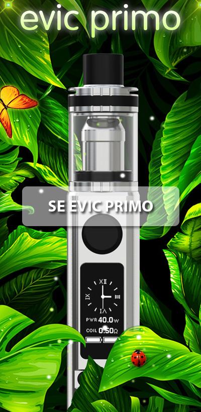 Joyetech eVic Primo Kit (Stål)