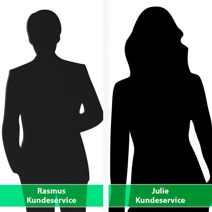 Julie og Rasmus hos numeddamp.dk | e-cigaret butikken