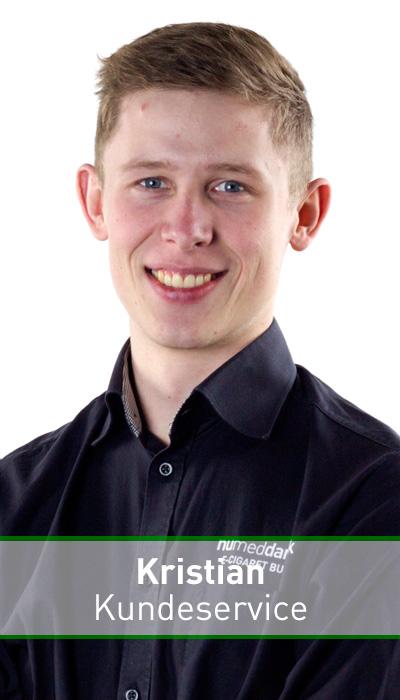 Kristian fra numeddamp e-cigaretter og e-juice