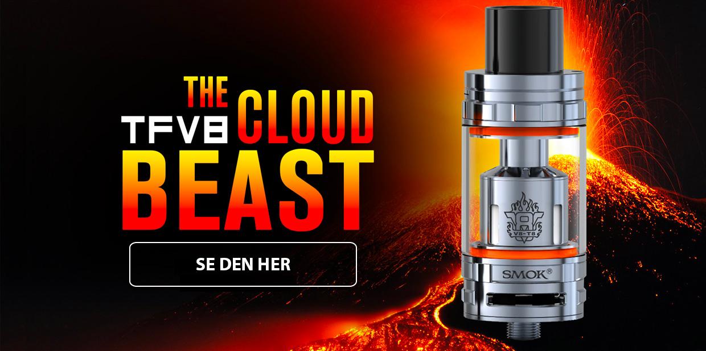 SMOK TFV8 Cloud Beast tank (St�l)