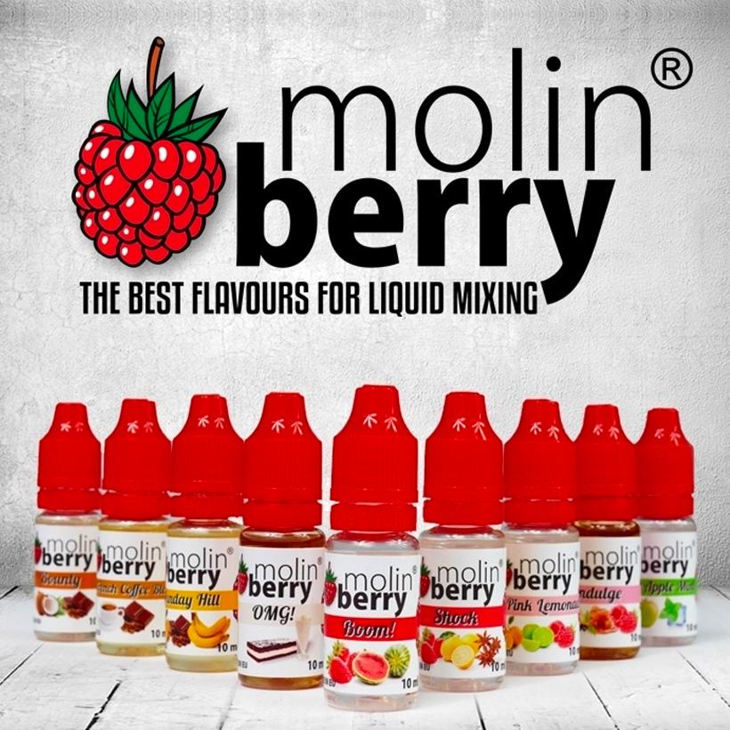 Molinberry aroma hos numeddamp.dk