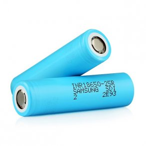 18650 batterier (till MODs)