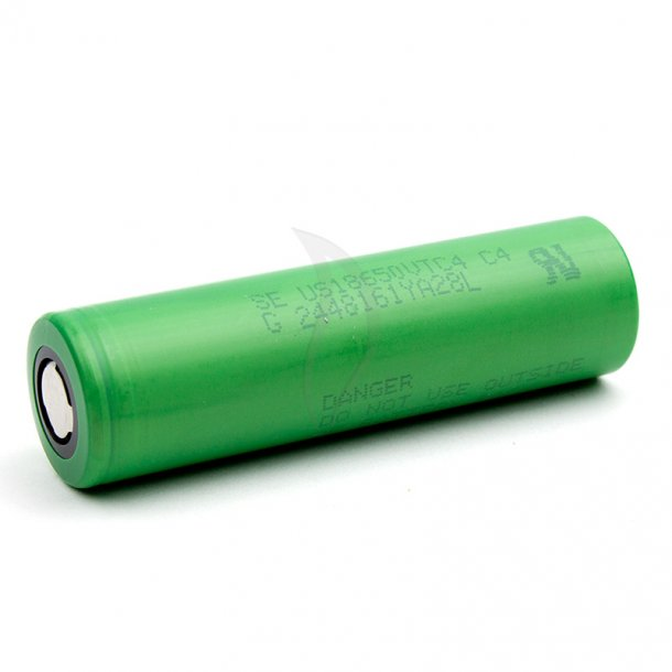 Sony VTC4 18650 30A High Discharge batteri - 2100mah
