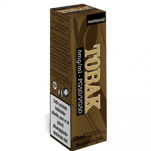 Tobak e-juice (Sundbygaard)