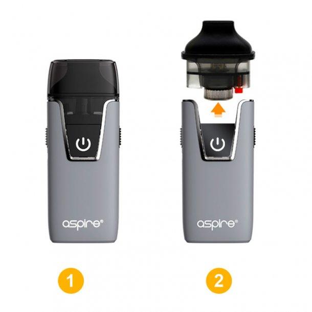 Aspire Nautilus AIO Pod E-cigaret Kit