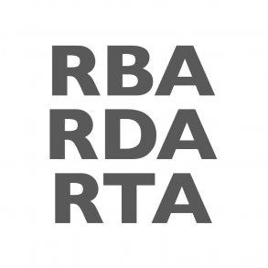 RBA/RDA/RTA