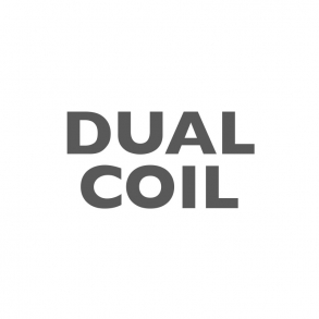 Dual coil clearomizer