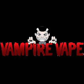 Vampire Vape e-juice (70/30 + 80/20)