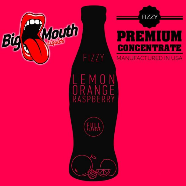 Lemon / Orange / Raspberry - Fizzy Aroma (Big Mouth)